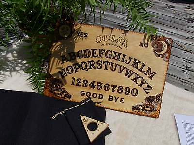 Classic Ouija Board Handmade - Witches Hotline