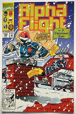 Alpha Flight #105 (Feb. 92') NM (9.4) Aurora vs Pink Pearl/ Morgan & Ivy Art