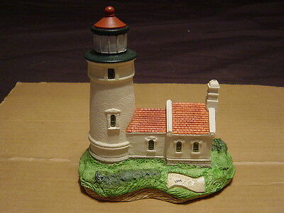 Harbour Lights 1991 Umpqua River Oregon #107 Lighthouse #3598