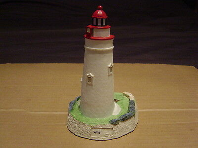 Harbour Lights 1991 Marblehead, Ohio #121 Lighthouse #4753