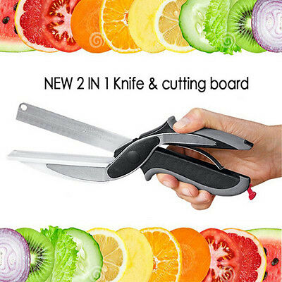 Kitchen Scissors Food Cutting Shears Meat Cutter Vegetables Slicer Poultry Knife
