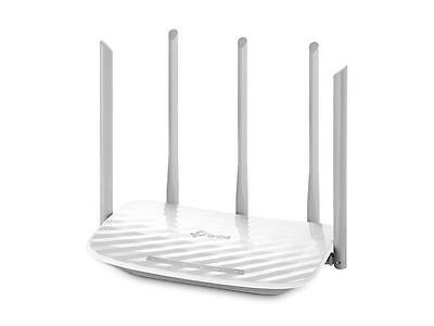 TP-Link Archer C60 AC1350 1350Mbps Wireless Dual Band Router 867Mbps@5GHz 450Mbp