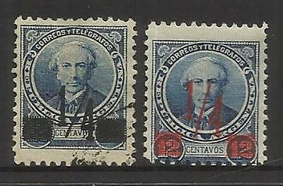 Argentina ~ 1889-91 Definitive Portraits (Most Postally Used)