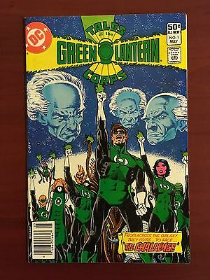 Tales of the Green Lantern Corps #1 (May 1981, DC) High Grade