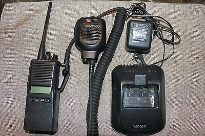 Kenwood TK-380 UHF portable two-way radio
