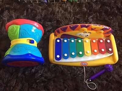 Leap Frog Drum And Xylophone