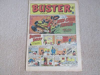 BUSTER COMIC- November 16th 1963- Good condition- Large format