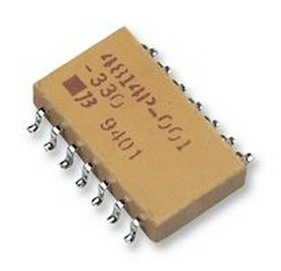 10pcs Bourns 4816P-001-103  Resistor Networks 8 x 10K SOIC-16 16 Pin SMD