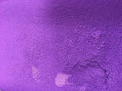 20g MAUVE MICA - Soap Candle Polymer Clay Making Colour Mineral Powder