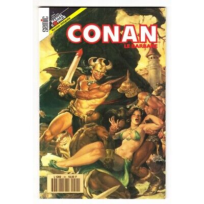 Conan (Semic) N° 29 - Comics Marvel