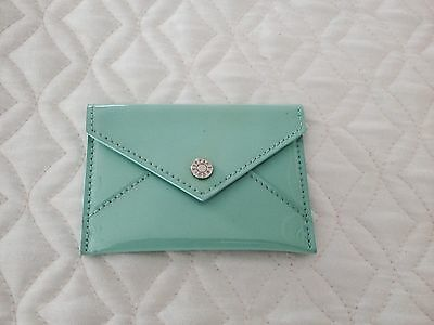 Authentic Tiffany & Co Patent Leather Card Case