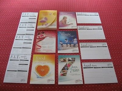 Slimming world starter pack 2017 11 everyday menus motivation book picclick uk New slimming world plan