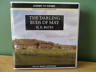 The Darling Buds of May H.E. Bates Unabridged Audio Book CD NEW Cover To Cover
