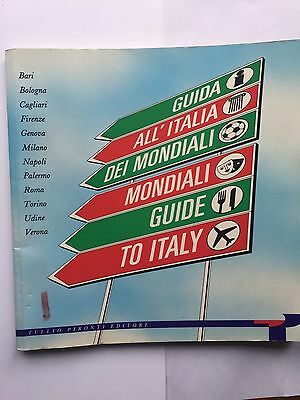rare mondiali guide to italy : world cup 1990