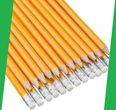 120 to 6 HB Pencils with Rubber School Office or Home Gift Kids UK Seller