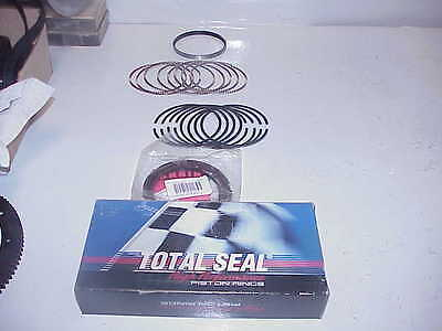 "NEW Set of Total Seal GAPLESS Piston Rings 4.025"" Bore .043-.043""-3MM TR3690-25"
