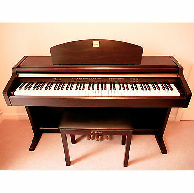 yamaha clavinova clp 20 with stand picclick uk. Black Bedroom Furniture Sets. Home Design Ideas