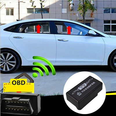 OBD Car Vehicle Window Closer Glass Opening/Closing Module System For Cruze