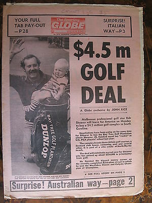 Sporting Globe    DEC 3 1977 Bob Shearer