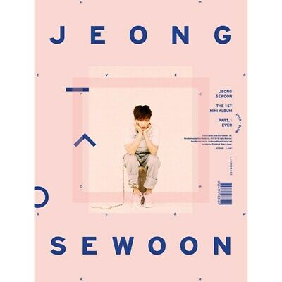 JEONG SEWOON 1st Mini Album - [EVER] Green Ver. CD+Booklet+Photobook+Photocard