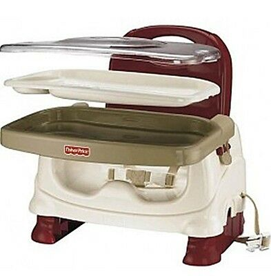 Fisher Price Deluxe Booster Seat Healthy Care Deluxe Chair