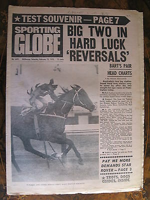 Sporting Globe    FEB 15 1975 Zambari