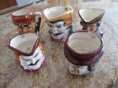 Mixed Lot Of 9 Diff. Head Cups , Estate Sale