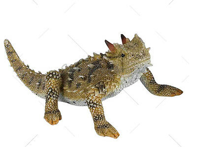 Horny Toad Figure