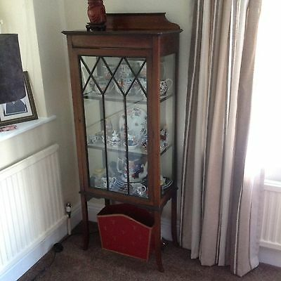 Pretty Old China/ Display Cabinet