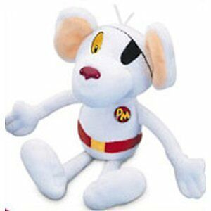 Dangermouse Soft Toy
