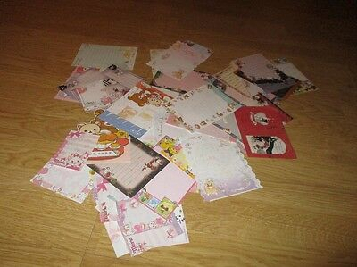 Rilakkuma+Sanrio+Hello Kitty+Memo Pad+Scrapbook+DIY+Craft+Sentimental Circus