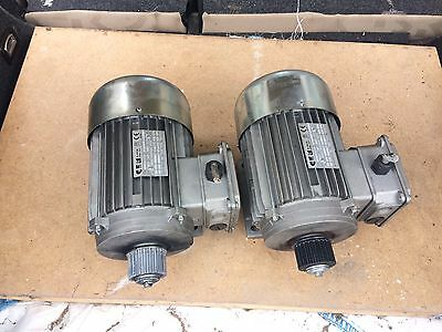 2kw 3kw 3 Phase? 1420 Rpm Motor .Two Post Ramp X1 Available As Pair