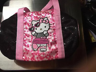 Hello Kitty Mini Duffel Bag Brand-New Without Tag