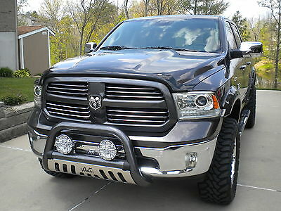 2015 Ram 1500 LOW Miles! Laramie LIFTED, Crew Cab, 4x4, 5.7L HEMI V8, Loaded 2015 RAM 1500 Laramie 4x4, Crew Cab