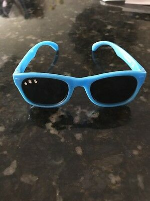 Roshambo Baby Shades, Royal Blue Size 0-2 Years.