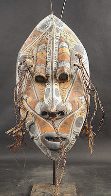 Bush Spirit Mask   Middle Sepik River  Papua New Guinea