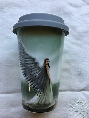 Spirit Guide Travel Mug - Anne Stokes Collection