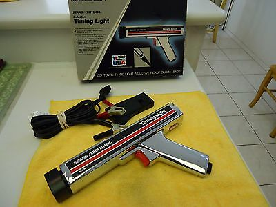 Craftsman Timing Light 28-2134 - MINT in Box - Excellent