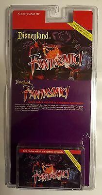 NEW Disneyland Fantasmic Audio Cassette Tape + Main Street Electrical Parade