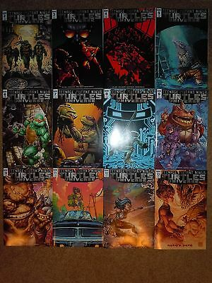 Teenage Mutant Ninja Turtles Universe IDW 2 3 4 5 6 7 8 9 10 11 12 13  Comic Lot