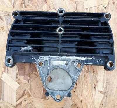 Mercury 402 40 hp Transfer Port Cover (Early 1970's)