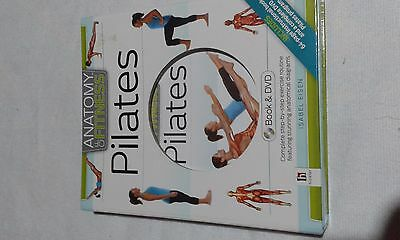 Pilates (Book and DVD) Anatomy of Fitness