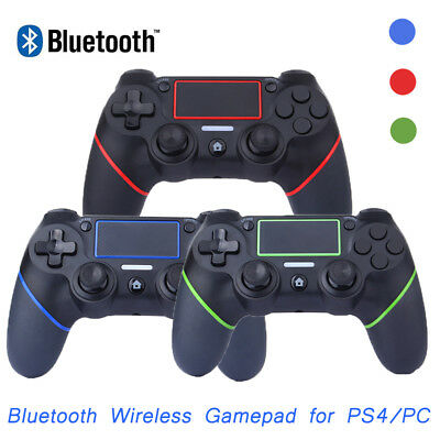 Wireless Bluetooth Controller Gamepad Joystick for PS4 PlayStation4 New Model