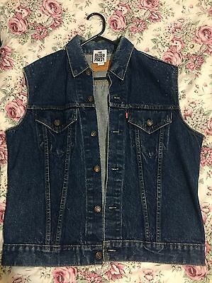 Uni Sex  Denim Vest