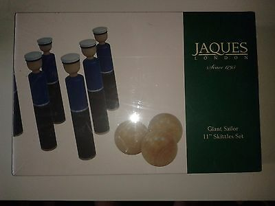 Jaques of London Giant Sailor Skittle set