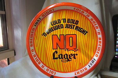 N.q. Lager  Beer Tray Great For Man Cave Bright Colours
