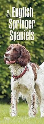 Celebrations & Occasions Other Celebrations & Occasions English Springer Spaniels Slim Diary 2019 Diary Pen
