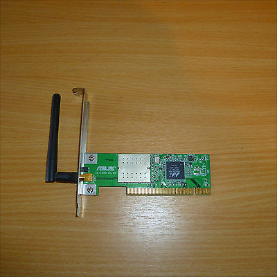 ASUS Wireless LAN PCI Adapter WL 138G V2