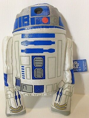 Star Wars R2-D2 Plush Toy  Made for Woolworths Promotion Collectable Lucas Film.