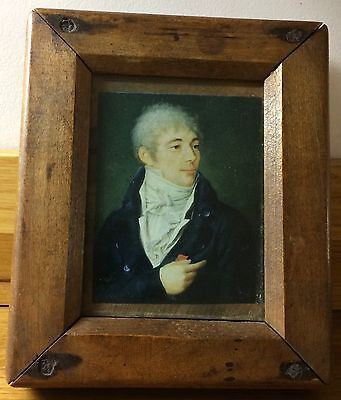 Antique Maritime Picture Frame